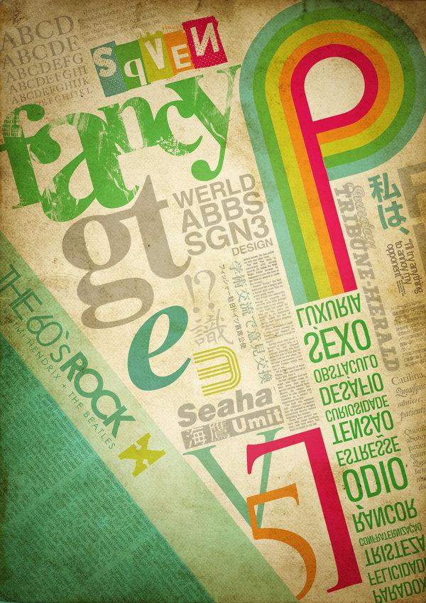 Typography Mania 1