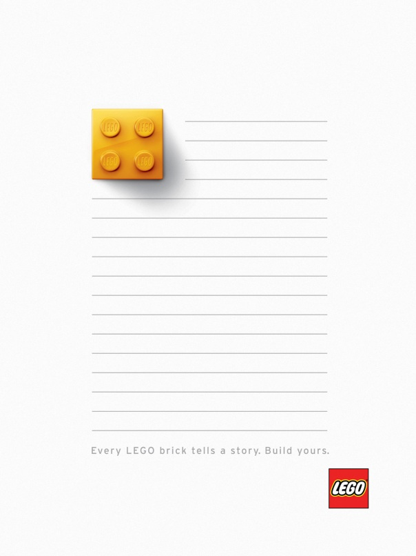 "(Print) Lego ""Every LEGO brick tells a story. Build yours."".jpg"