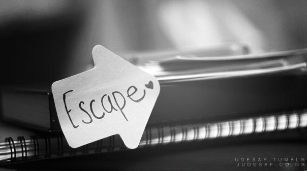 Escape © Jude Al-Safadi