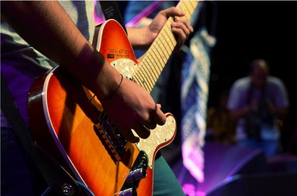 Guitar © Mo'tasem Awad