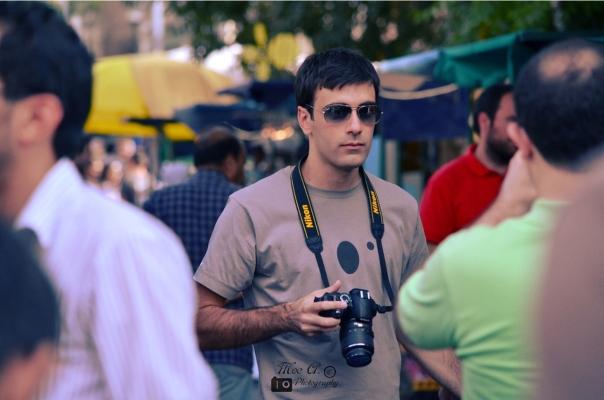 Nikon Dude © Mo'tasem Awad
