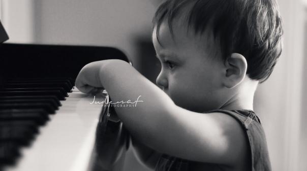Piano Player © Jude Al-Safadi